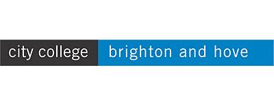 City College Brighton and Hove logo