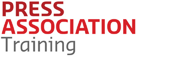 Press Association training logo