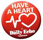 Have a heart campaign logo