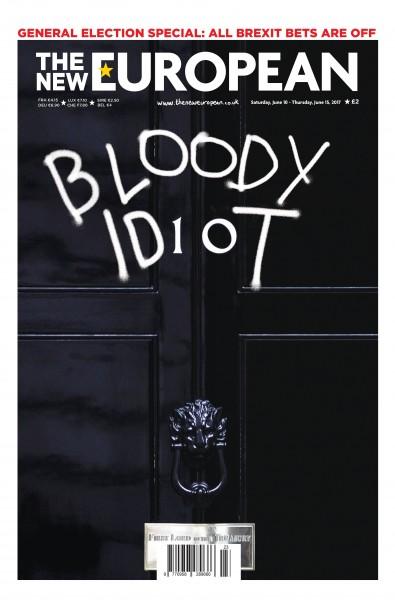 2017-06-10 - Bloody Idiot