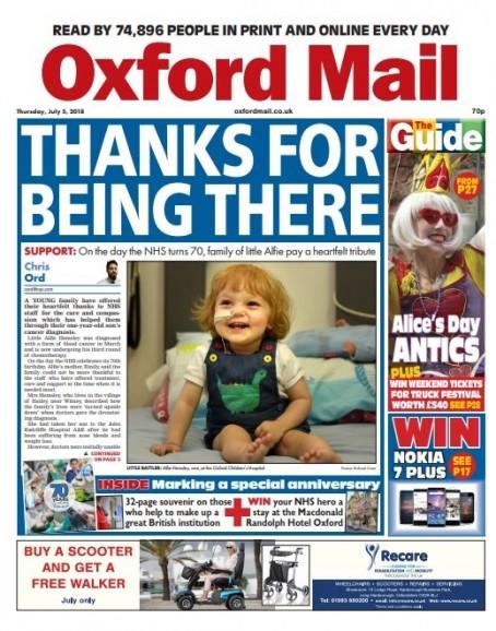 70 Oxford