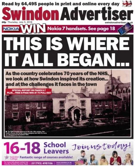 70 Swindon