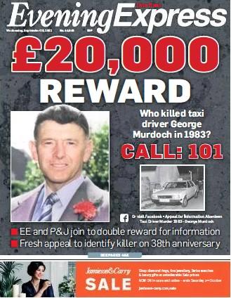 Aberdeen reward