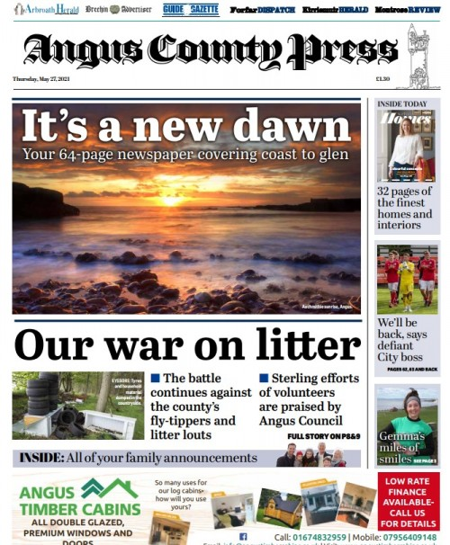 Angus County Press