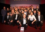 Regional publisher honours staff for work over past year