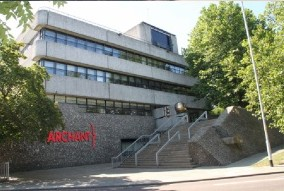 Archant's Norwich headquarters
