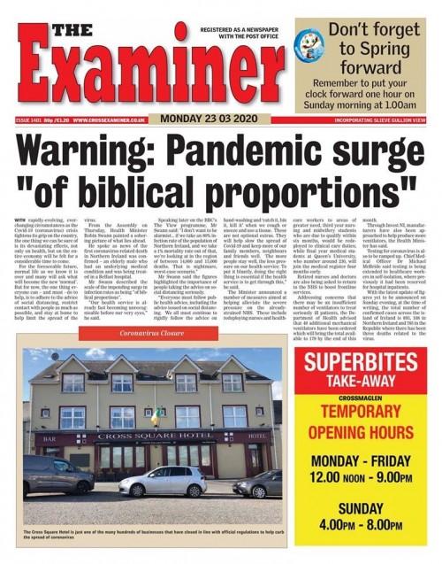 Armagh Examiner