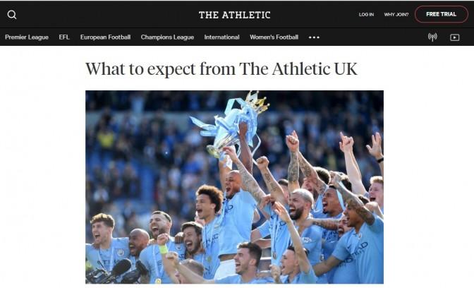 Athletic UK