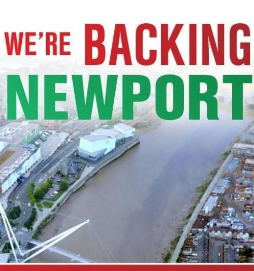 Backing Newport