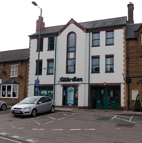 Banbury Guardian office