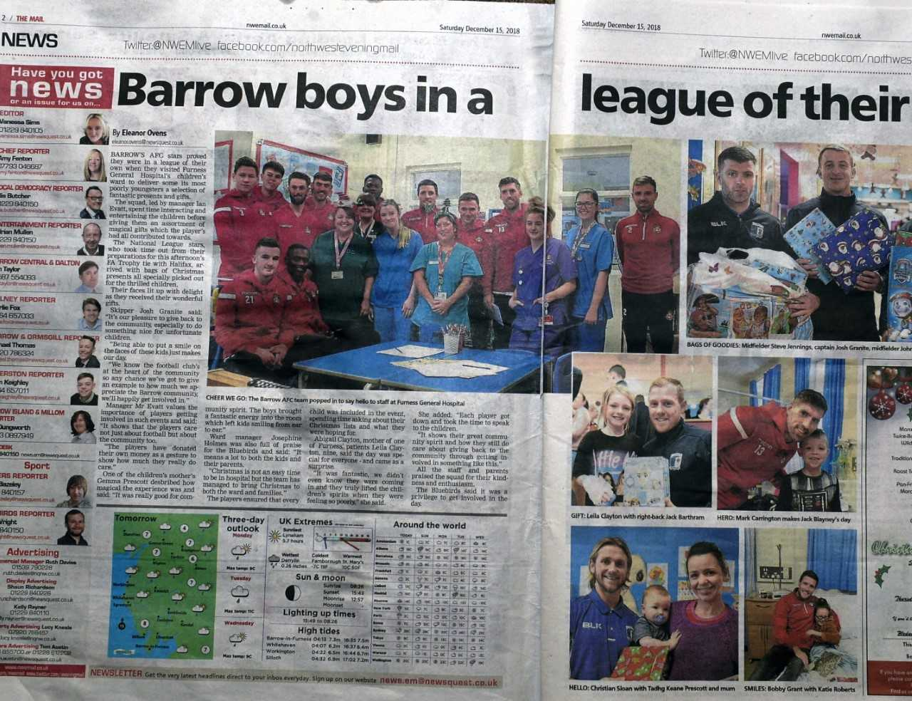 Barrow Xmas
