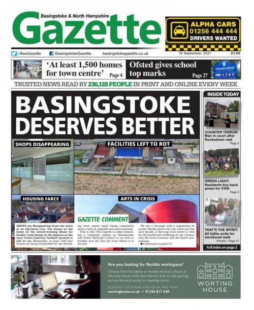 Basingstoke Deserves