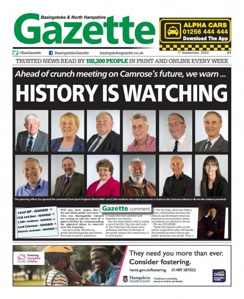 Basingstoke history