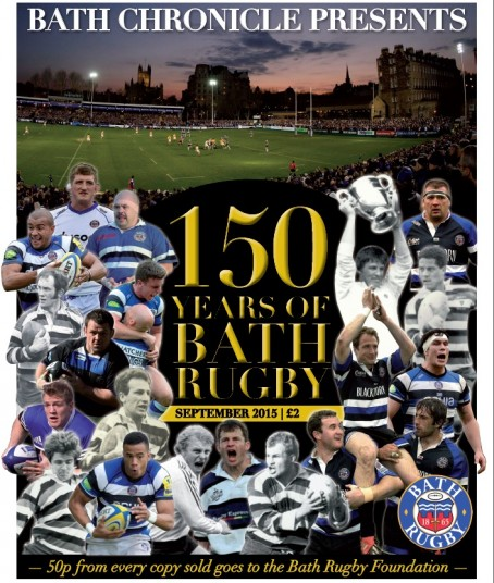 Chronicle Marks 150 Years Of Bath Rugby