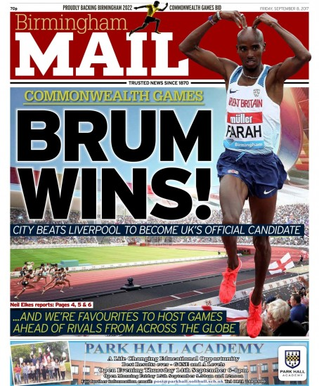Birmingham Commonwealth