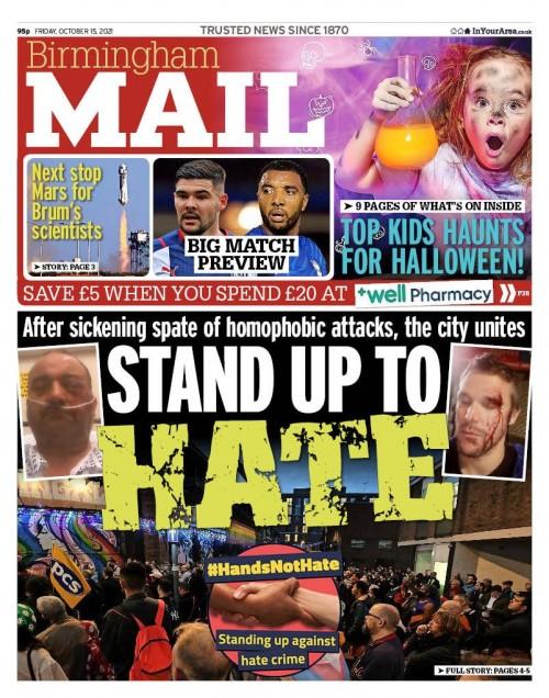 Birmingham hate
