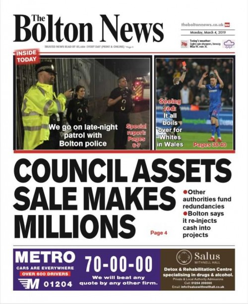 Bolton assets
