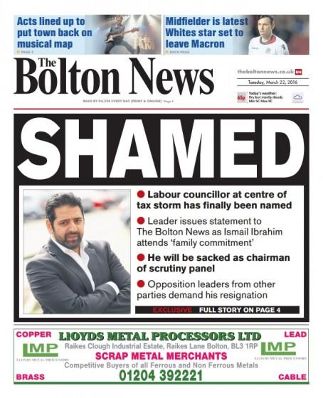 bolton news - photo #6