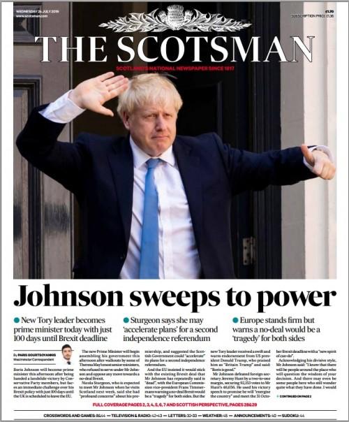 Boris Scotsman