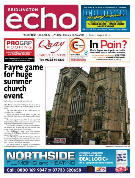 A mock-up of what the Echo will look like