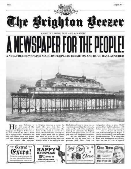 Brighton Beezer
