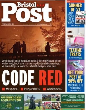 Bristol Code Red