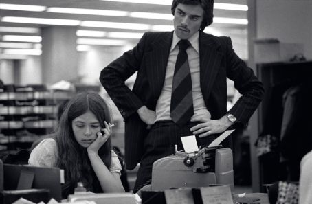 Bristol Post Newsroom In 1970s Appears In Photography