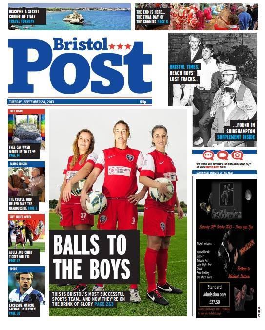 bristol evening post latest news
