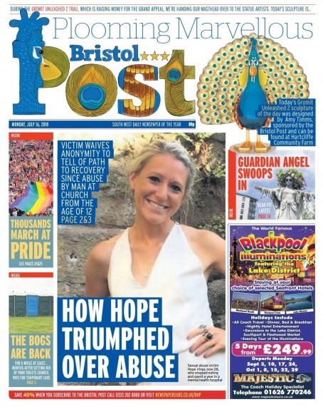Bristol victim