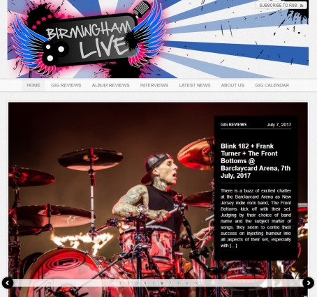 The Birmingham Live website which already exists