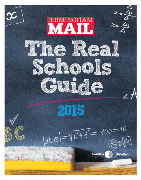 The Birmingham Mail's version of the guide
