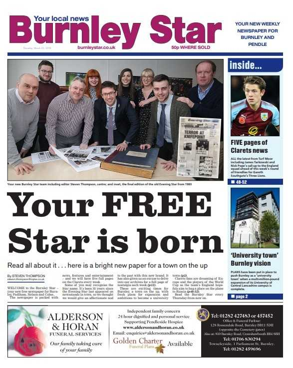 Burnley Star