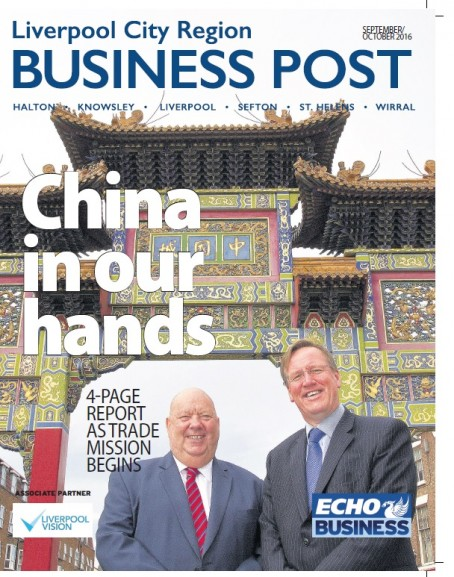 New Business Magazine Launched By Liverpool Echo Journalism News From Holdthefrontpage