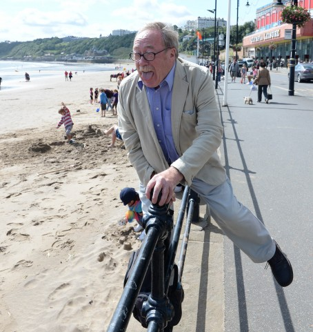Paul Routledge visits Scarborough to reminisce about his childhood holidays almost 70 years ago