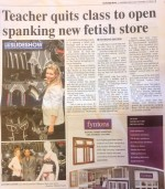 Dyson at Large: Paper right not to splash on fetish teacher