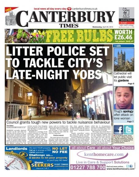 Canterbury Times