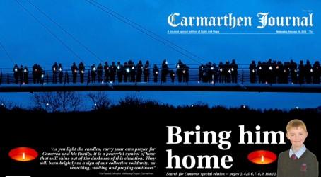 Carmarthen wrap