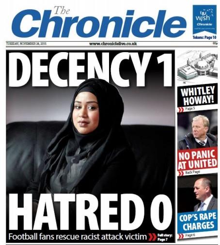 Chronicle Decency FP