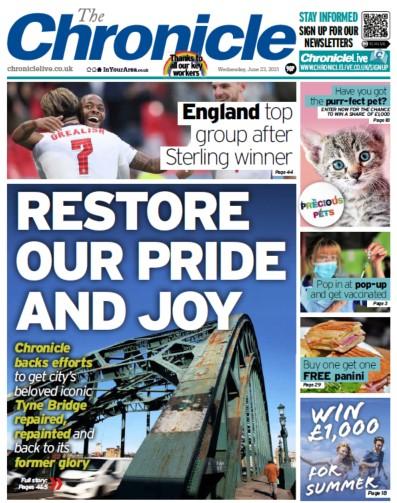 Chronicle Tyne