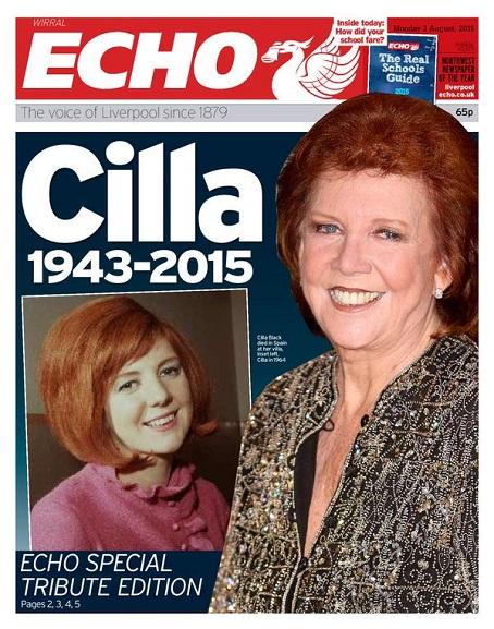 Cilla Black special edition