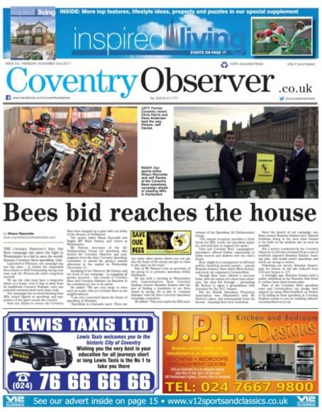 Cov Bees