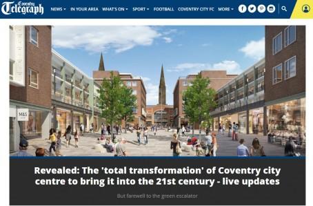 Cov homepage