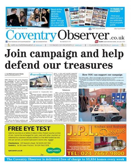 Coventry campaign