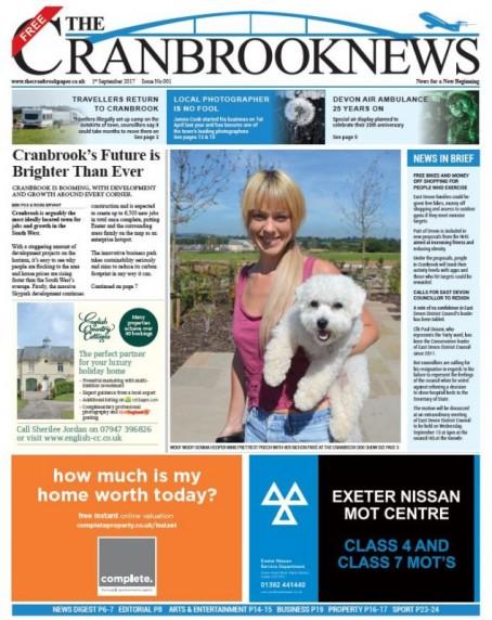 Cranbrook News