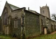 St Mary's Church, in Cratfield, Suffolk