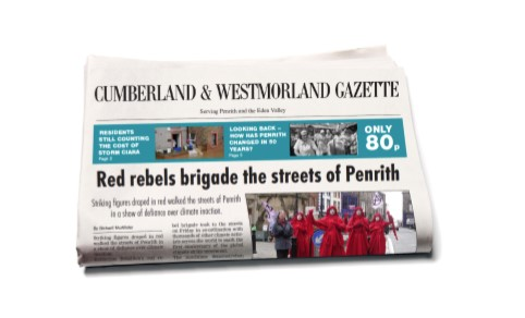 Cumbelrand Gazette