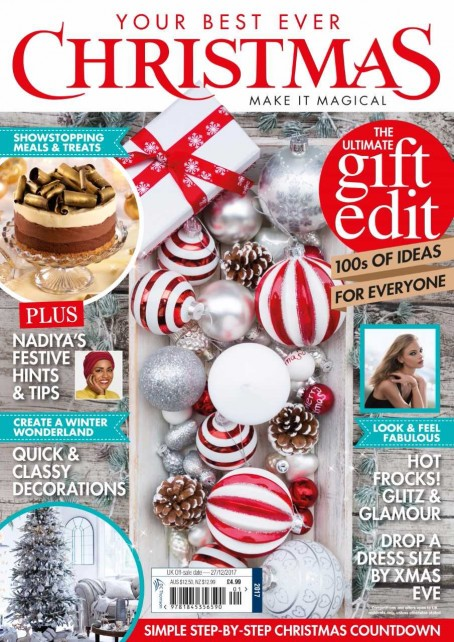 Christmas gift ideas glamour magazine