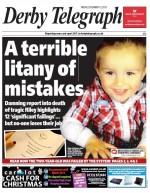 Derby daily secures Midlands newspaper crown