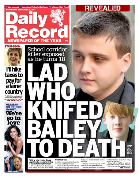 Daily Record Bailey
