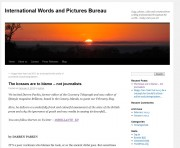 The guest blog written by ex-Coventry Telegraph editor Darren Parkin for the International Words and Pictures Bureau
